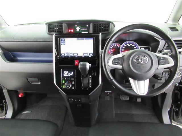 カスタムG S 衝突被害軽減ブレーキ 純正9インチナビ・Bluetooth・ETC・バックモニター シートヒーター プッシュスタート 両側電動スライドドア LEDヘッドランプ ウオークスルー ワンオーナー車(4枚目)