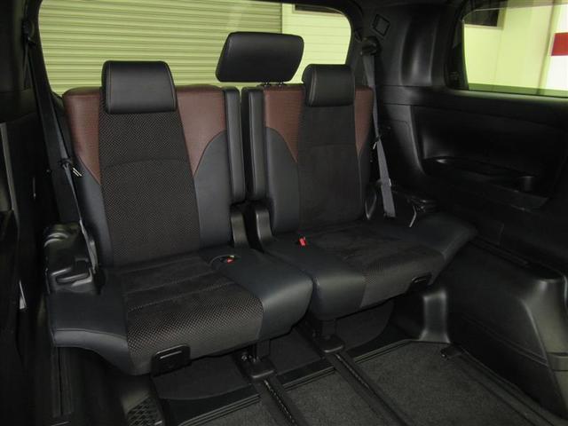 サードシート付の7人乗りです。大勢でのお出掛けにも対応可能。ワイワイ楽しくお出掛け下さい!