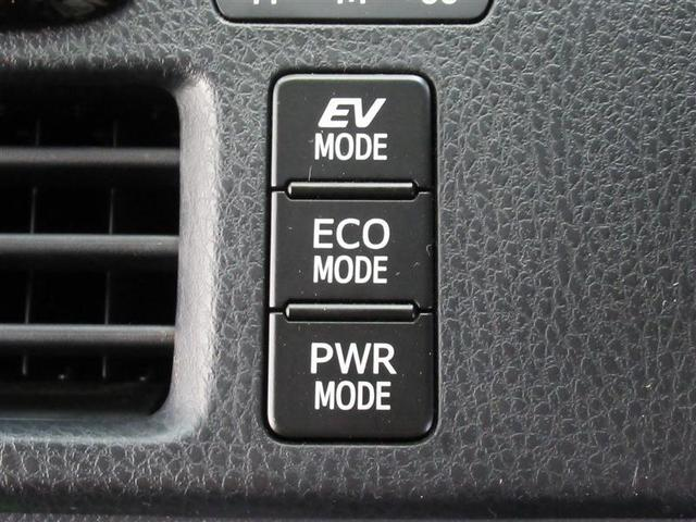 シーンに合わせて選べる3つの走行モード!燃費重視のECOモードやパワフル走行などお楽しみください。