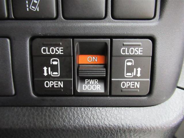 電動スライドドアは両側に!パワーバックドアも装備!運転席からのスイッチ操作や車外からのリモコン操作でも開閉が可能!雨の日などには更に便利でお子様連れやお買い物の際にも重宝です!