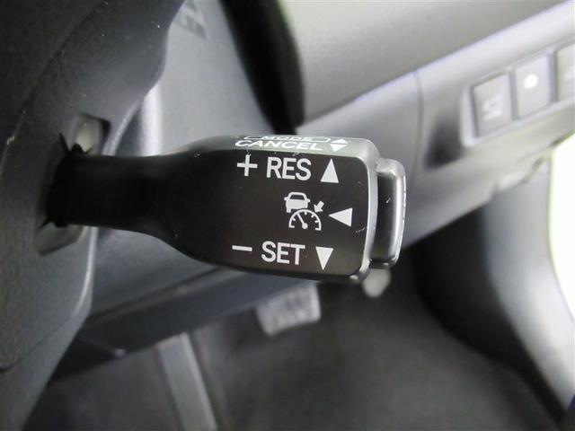高速道路の走行が快適に!クルーズコントロールはレーダー追従式で前方の自動車との車間距離を自動で保ってくれる優れもの!更に快適なドライブを♪
