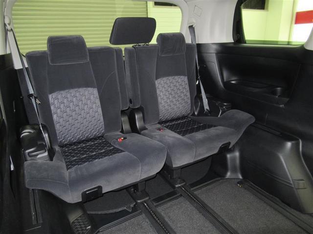 2.5Z Aエディション フルセグ メモリーナビ DVD再生 後席モニター バックカメラ 衝突被害軽減システム ETC 両側電動スライド LEDヘッドランプ 乗車定員7人 3列シート(18枚目)