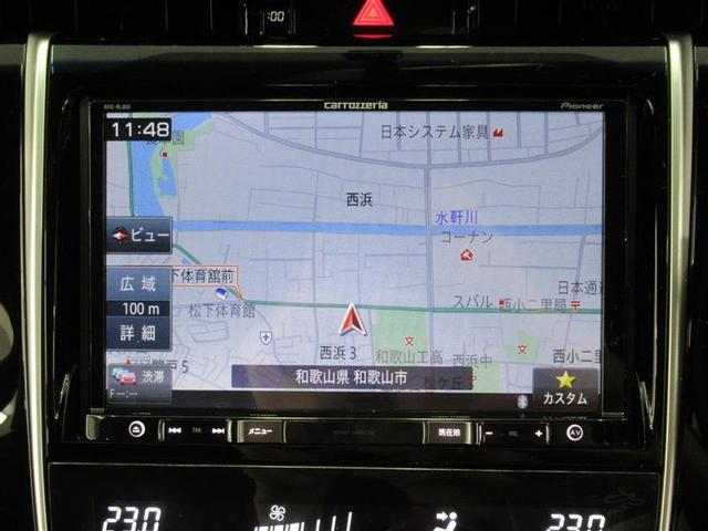 フルセグTVやDVDも視聴できるメモリーナビ!Bluetoothなどオーディオ機能も充実でロングドライブが楽しくなります