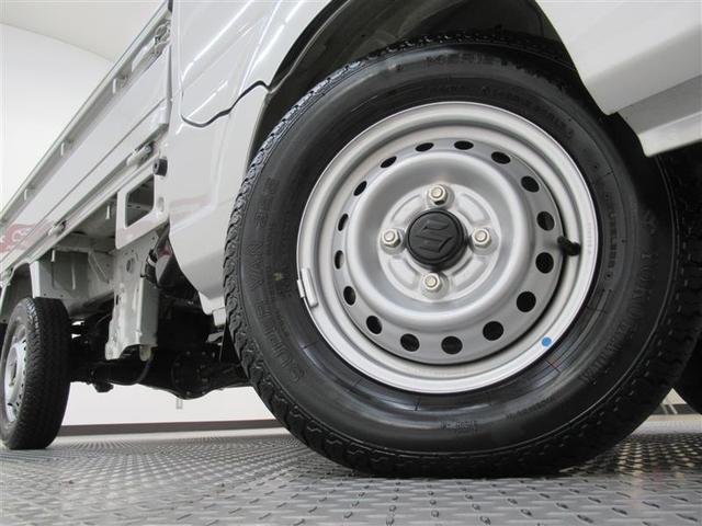 KCエアコン・パワステ 衝突被害軽減ブレーキ・スズキセーフティーサポート・2WD・5速MT・エアコン・パワステ・AM FMラジオ・ゲートプロテクター・最大積載量350kg・トヨタ安心中古車・ロングラン保証(16枚目)