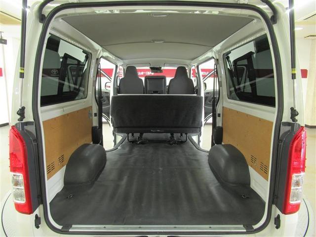 ロングDX GLパッケージ 衝突被害軽減ブレーキ・レーンディパーチャーアラート・オートマチックハイビーム・2WD・A/T・ガソリン車・両側スライドドア・最大積載量1,250kg・CDラジオ・トヨタ認定中古車・ロングラン保証(13枚目)