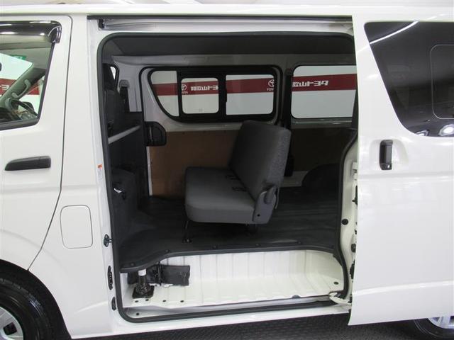 ロングDX GLパッケージ 衝突被害軽減ブレーキ・レーンディパーチャーアラート・オートマチックハイビーム・2WD・A/T・ガソリン車・両側スライドドア・最大積載量1,250kg・CDラジオ・トヨタ認定中古車・ロングラン保証(15枚目)