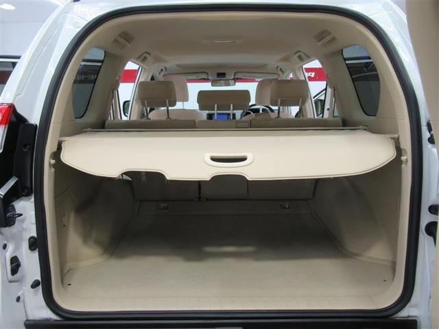 荷室には中身を隠すトノカバーを装備。外からの視線を遮りプラシバシーの向上や防犯性にも効果があります