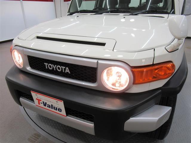 「トヨタ」「FJクルーザー」「SUV・クロカン」「和歌山県」の中古車18