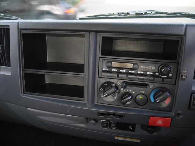 いすゞ エルフトラック 積載車 7.61m 新品エンジン・クラッチディスク交換済み