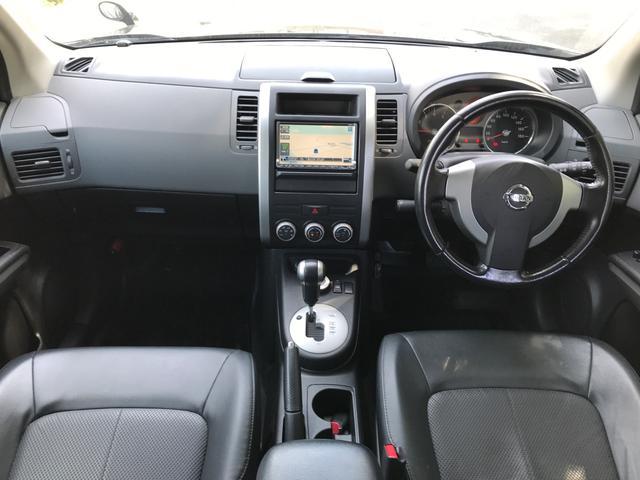 25X 4WD ワンオーナー 地デジナビ バックカメラ(8枚目)
