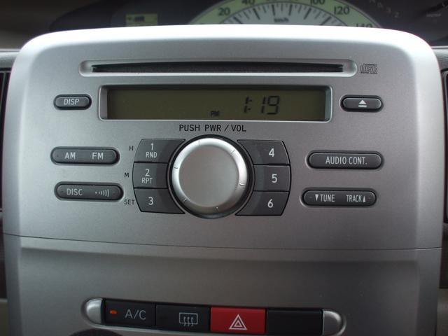 ダイハツ タント L ワンオーナー キーレス CD 左側スライドドア アルミ