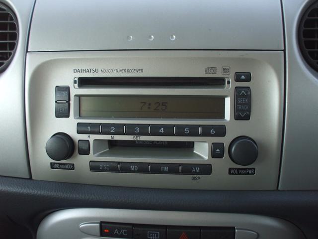 ダイハツ ムーヴラテ Xリミテッド キーレス CD MD オートAC タイヤ新品