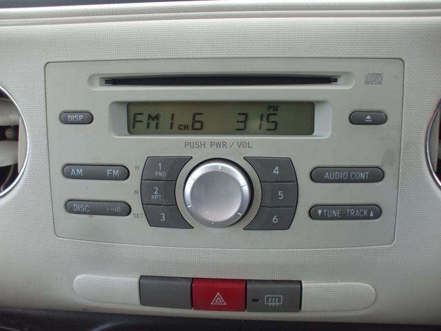 ココアプラスX スマートキー CD ルーフレール オートAC(10枚目)