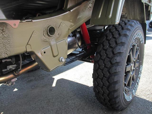 ジャンボ 4WD ハイリフト ロールバー有無選べます!(5枚目)