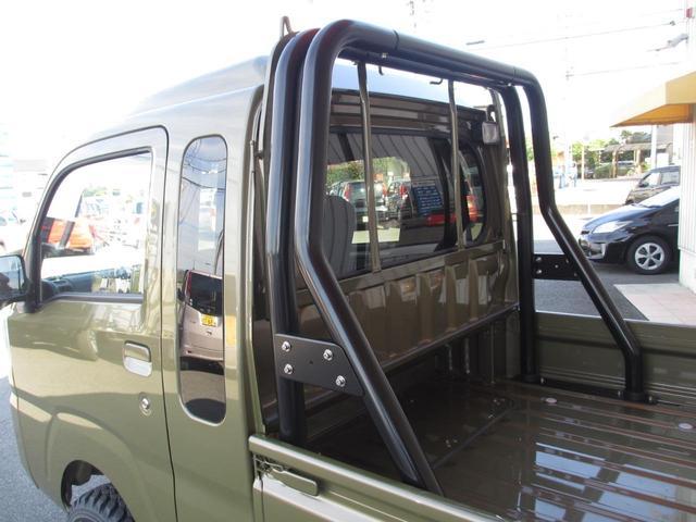 ジャンボ 4WD ハイリフト ロールバー有無選べます!(13枚目)