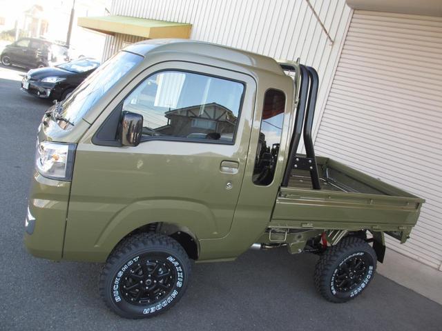 ジャンボ 4WD ハイリフト ロールバー有無選べます!(14枚目)