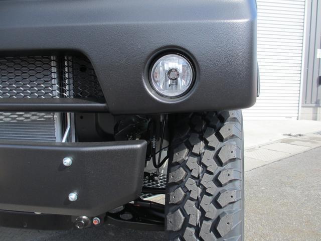 ジョインターボ 外装プラスライン仕様・4インチアップ・構造変更届出納車・ターボ付・4WD・4AT(3枚目)