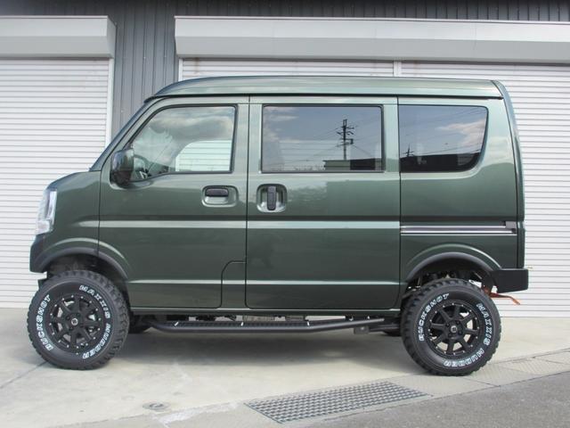 ジョインターボ 外装プラスライン仕様・4インチアップ・構造変更届出納車・ターボ付・4WD・4AT(4枚目)