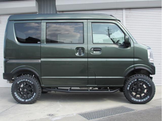ジョインターボ 外装プラスライン仕様・4インチアップ・構造変更届出納車・ターボ付・4WD・4AT(7枚目)