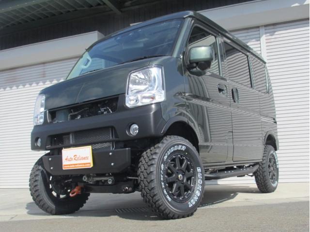 ジョインターボ 外装プラスライン仕様・4インチアップ・構造変更届出納車・ターボ付・4WD・4AT(8枚目)