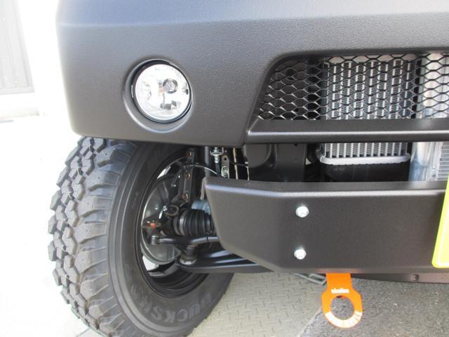 ジョインターボ 外装プラスライン仕様・4インチアップ・構造変更届出納車・ターボ付・4WD・4AT(9枚目)