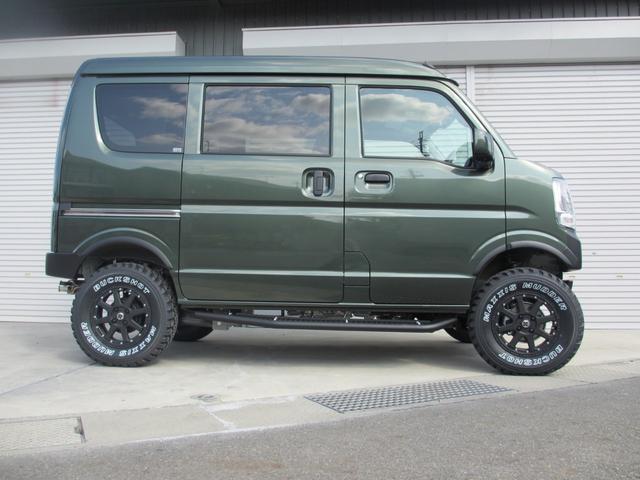 ジョインターボ 外装プラスライン仕様・4インチアップ・構造変更届出納車・ターボ付・4WD・4AT(15枚目)