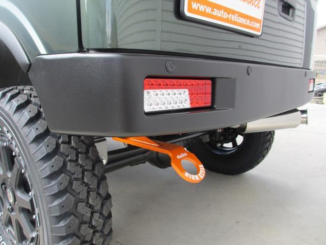 ジョインターボ 外装プラスライン仕様・4インチアップ・構造変更届出納車・ターボ付・4WD・4AT(18枚目)