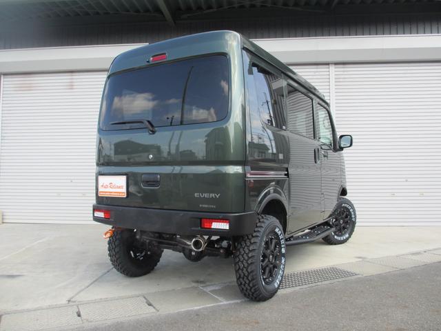 ジョインターボ 外装プラスライン仕様・4インチアップ・構造変更届出納車・ターボ付・4WD・4AT(19枚目)