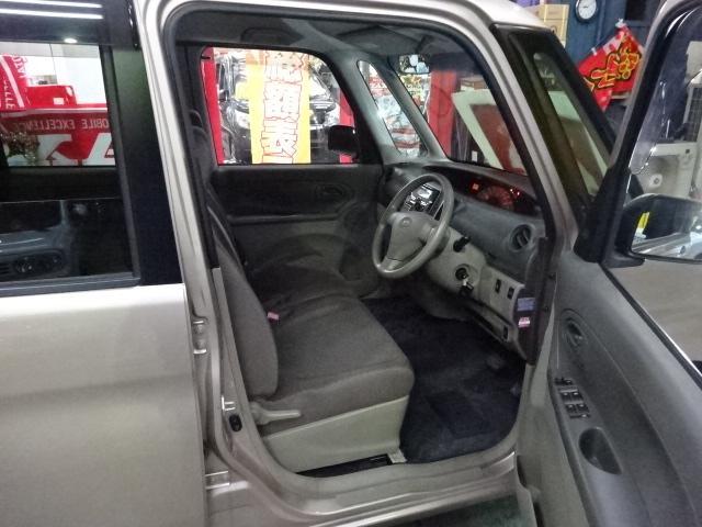 ダイハツ タント Xリミテッド 自動ドア付き スマートキー ベンチシート