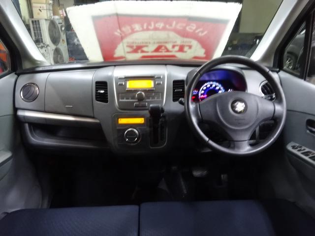 スズキ ワゴンR FXリミテッド スマートキー ウィンカーミラー ベンチシート