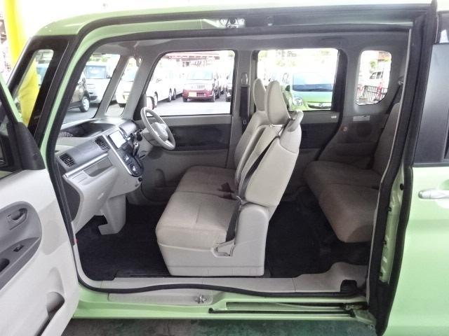 ダイハツ タント X SA 地デジナビ 自動ドア付 アイドルST 1オーナー車