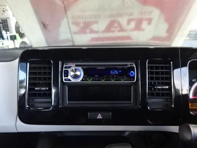 日産 モコ X 新品ナビ付き スマートキー ワンオーナー 福車目玉車両