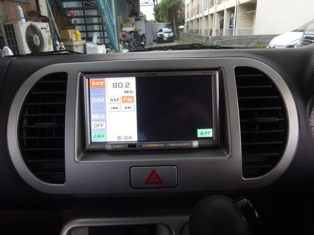 G 地デジナビTV付き ETC ベンチシート 6ヶ月保証付き(14枚目)