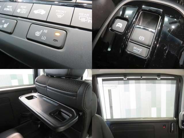 ホンダ ステップワゴンスパーダ スパーダハイブリッド G・EX ホンダセンシング 当社デモカー