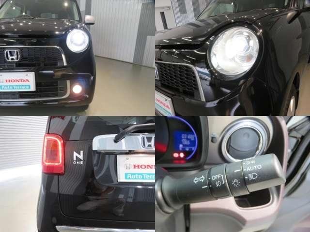 ホンダ N-ONE プレミアム ワンオーナー車 ギャザスメモリーナビ