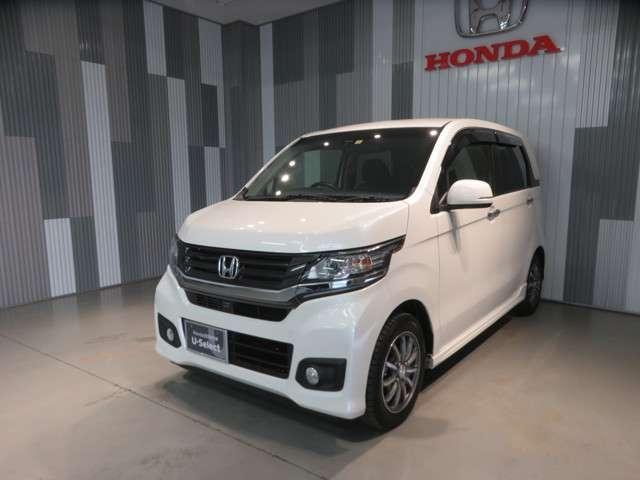 「ホンダ」「N-WGNカスタム」「コンパクトカー」「奈良県」の中古車3