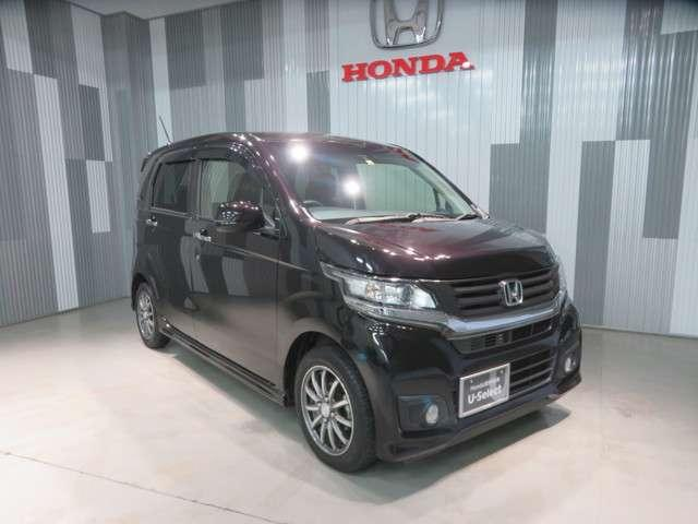 「ホンダ」「N-WGNカスタム」「コンパクトカー」「奈良県」の中古車5