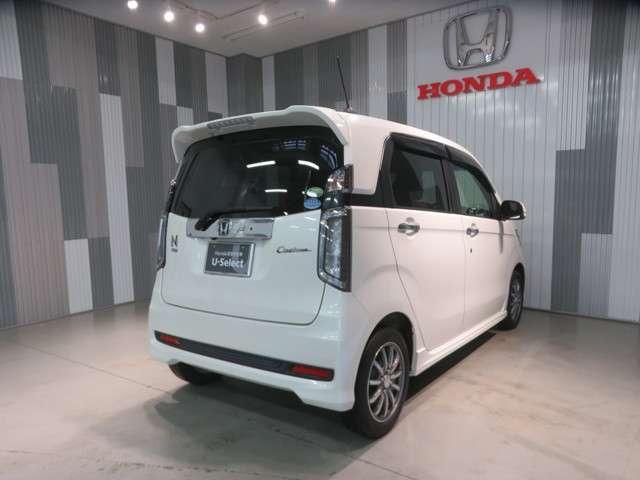「ホンダ」「N-WGNカスタム」「コンパクトカー」「奈良県」の中古車2