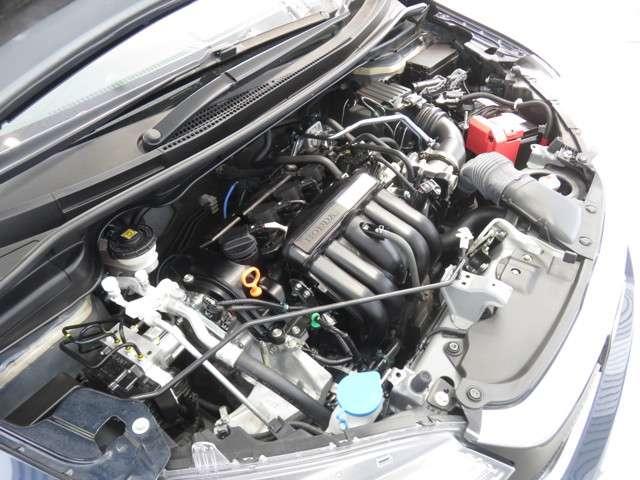 13G・L ホンダセンシング ワンオーナー車 ギャザスメモリ(17枚目)