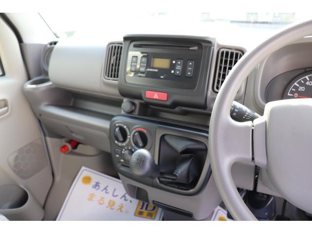 PCリミテッド MT/4WD/キーレス/CD/パワーウィンドウ/禁煙/保証書/両側スライド(10枚目)