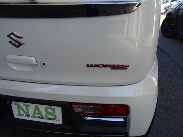 「スズキ」「アルトワークス」「軽自動車」「大阪府」の中古車32