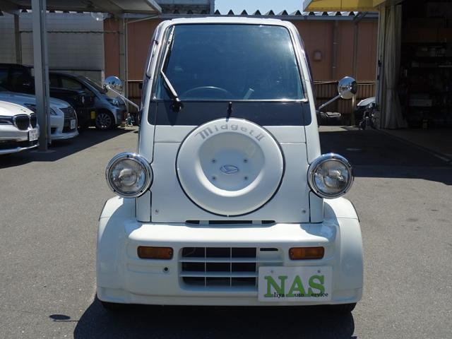 「ダイハツ」「ミゼットII」「軽自動車」「大阪府」の中古車2