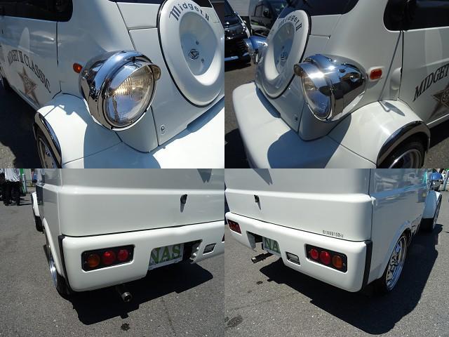 「ダイハツ」「ミゼットII」「軽自動車」「大阪府」の中古車16