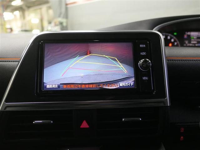 G フルセグ DVD再生 バックカメラ ETC ドラレコ 両側電動スライド LEDヘッドランプ ウオークスルー 乗車定員7人 3列シート アイドリングストップ(10枚目)