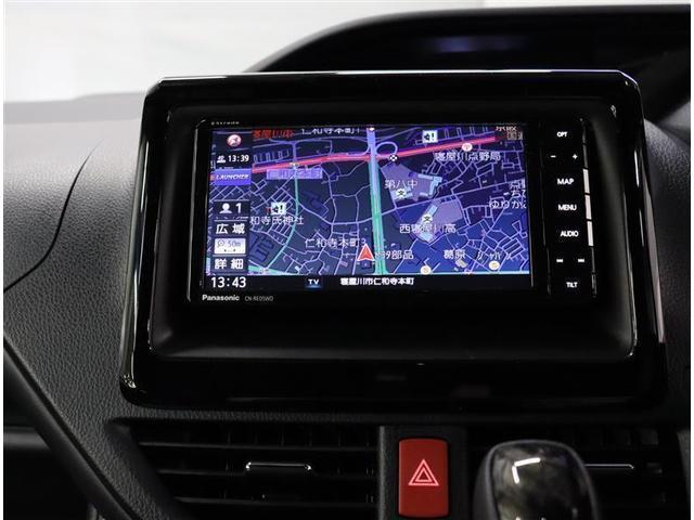 Gi フルセグ メモリーナビ DVD再生 バックカメラ 衝突被害軽減システム ETC ドラレコ 両側電動スライド LEDヘッドランプ 乗車定員7人 3列シート アイドリングストップ PKSB(10枚目)