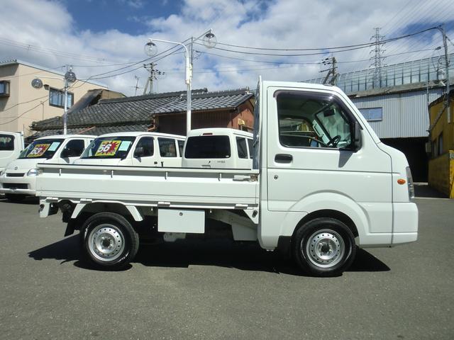 FC農繁仕様 4WD エアコン パワステ 車検整備付き(4枚目)
