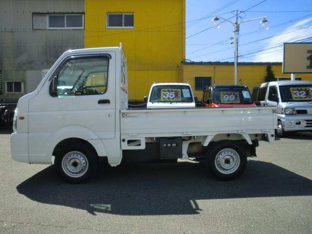 FC農繁仕様 4WD エアコン パワステ 車検整備付き(5枚目)