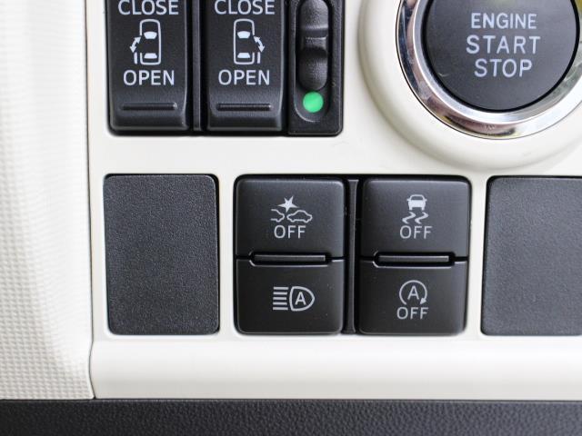 Gメイクアップ SAIII 届出済未使用車 衝突被害軽減システム 両側電動スライド LEDヘッドランプ アイドリングストップ(13枚目)