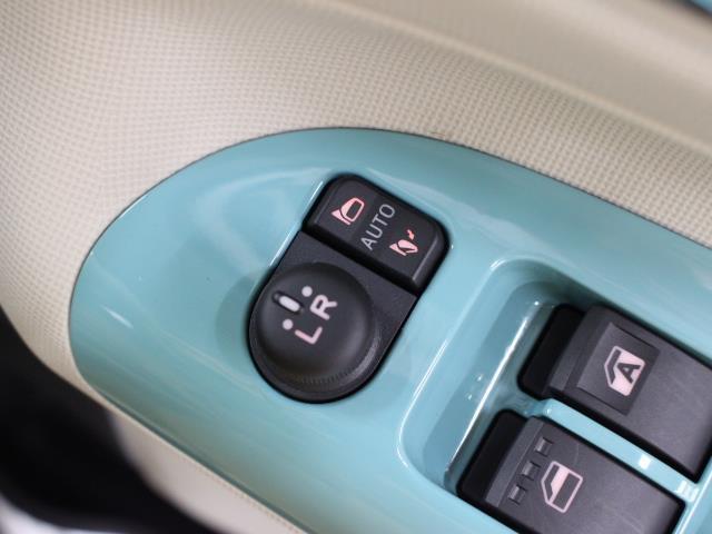 Gメイクアップ SAIII 届出済未使用車 衝突被害軽減システム 両側電動スライド LEDヘッドランプ アイドリングストップ(15枚目)