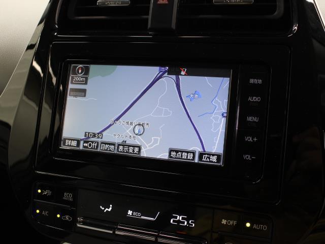 S SDナビ フルセグ DVD再生 バックカメラ ETC LEDヘッドライト TSS-P(10枚目)